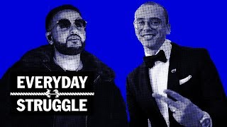 Everyday Struggle - Nav Disses XXL Freshmen List, Logic a Hip-Hop Outsider?, New Lil Dicky Video