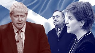 video: Watch: The three ways Boris Johnson could deny Nicola Sturgeon and the SNP a second referendum