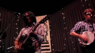 "Joshua James - ""Farmer from the west"" - Eddie's Attic,  Atlanta,  Nov. 3, 2009"