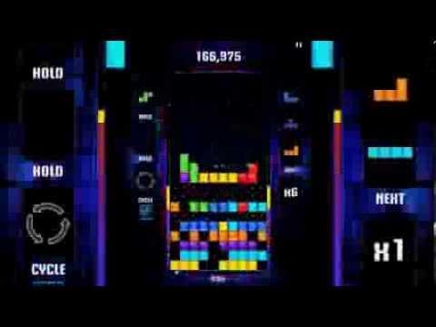 Video of TETRIS® Blitz