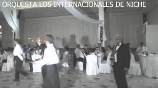 SHOW SAXOFÓN Y TROMPETA DE LOS INTERNACIONALES DE NICHE