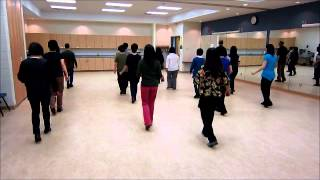Dancing with Cupid ~ Kate Sala - Line Dance (Walk thru & Danced)