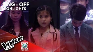 Coach Sarah, pinili na ang kanyang Top 3 Young Artists | The Voice Kids Philippines 2019