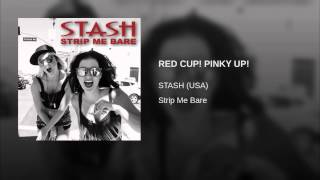 RED CUP! PINKY UP!