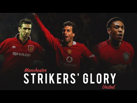 Manchester United – Striker's Glory