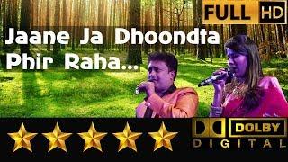 Jaane Ja Dhoondta Phir Raha | Jawani Diwani   - YouTube