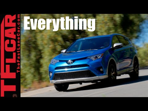 2016 Toyota RAV4: Everything You Ever Wanted to Know