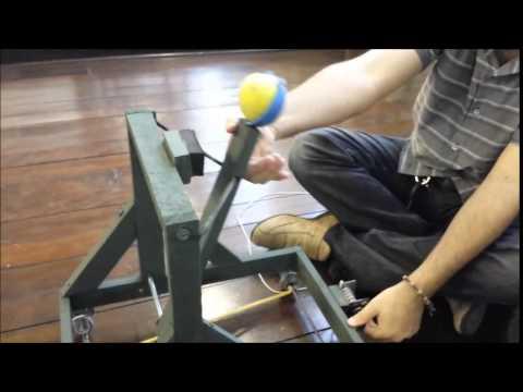 Catapulta   Projeto Integrador II - Braz Cubas / G13