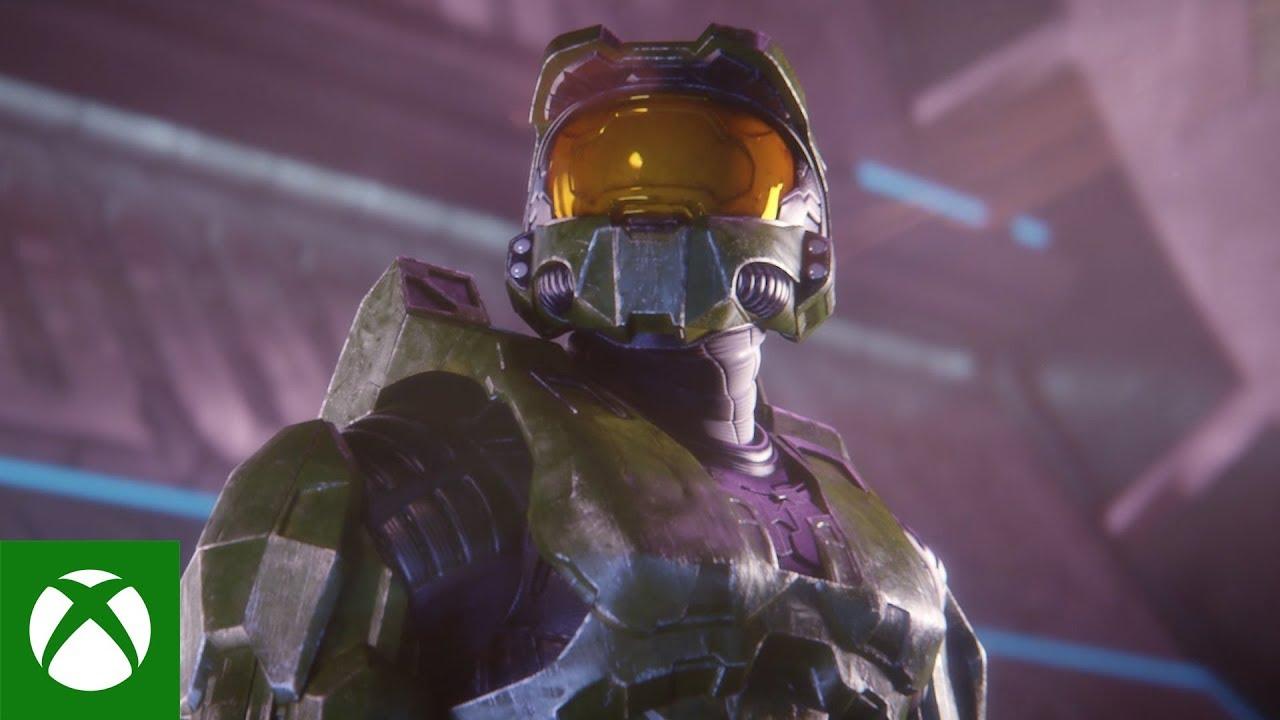 Релизный трейлер игры Halo 2 Anniversary