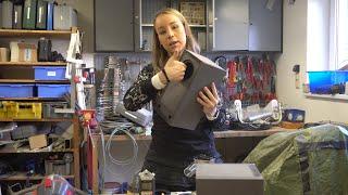 Werkstatt: Lautsprecher-Box mit Breitbandlautsprecher und DSP-Verstärker