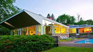 Marcel Breuer The Robinson House