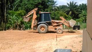 Proses Awal Pembuatan Tapak Rumah Di Malaysia