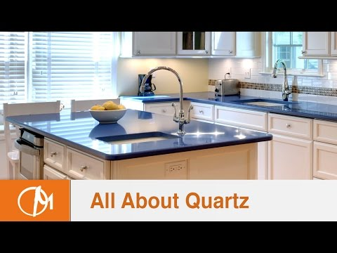 Video All About Quartz Countertops