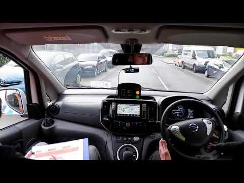 Erste Tests: Autonomes Fahren in London