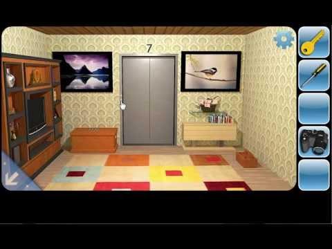 Hidden Fun Games  Escape Rooms Level  Walkthrough