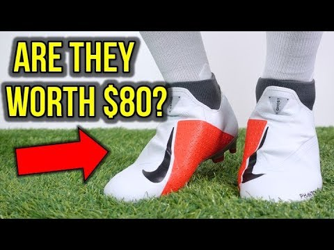 THE BEST $80 BOOTS EVER? – NIKE PHANTOM VISION ACADEMY – REVIEW + ON FEET