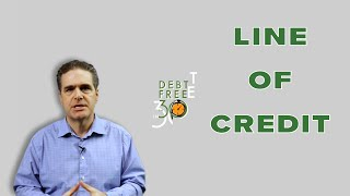 Line Of Credit   What is it? How does it work?