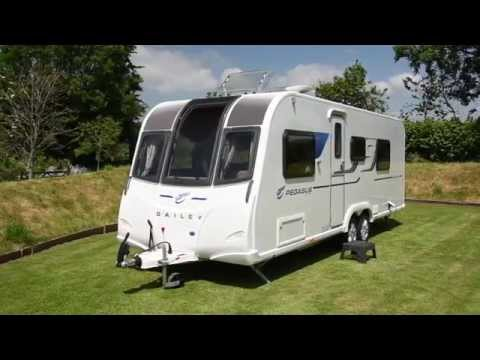 The Practical Caravan Bailey Pegasus Palermo review