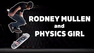 Why this trick should be IMPOSSIBLE ft. Rodney Mullen - Skateboarding Science
