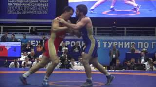 Поддубный 2016. 75 кг. Роман Власов  - Чингиз Лабазанов. Финал