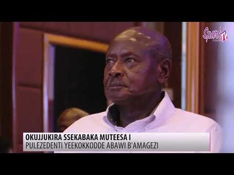 Pulezidenti Museveni yeekokodde abawi b'amagezi abakyamu