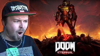 EVEN BETTER THAN BEFORE!  Mick Gordon - The Only Thing They Fear Is You (Mixed By Mick) REACTION