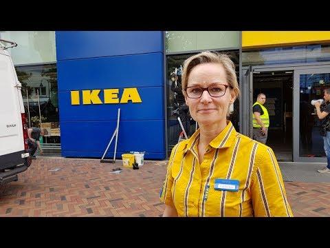 Nach G20-Krawallen Hamburg: Ikea in der Großen Bergstraße schließt