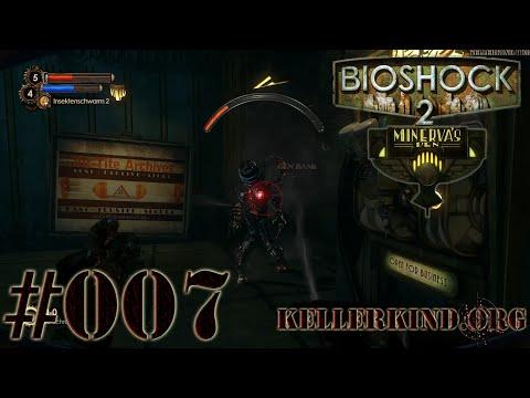 Bioshock 2 Minerva´s Den [HD|60FPS] #007 - Die erste Big Sister ★ Let's Play Bioshock 2 MD