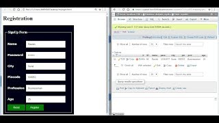 Complete User Registration Using PHP and MySQL Database Part - 3