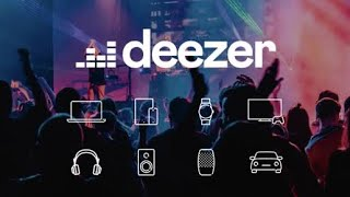 Deezer Music Streaming    Make Unlimited Premium accounts    Try Flow ~ Sidd