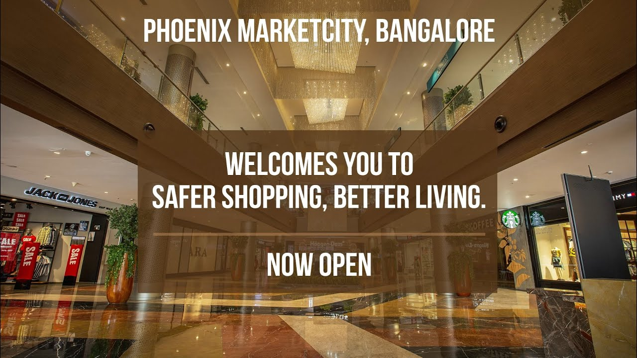 Experience Safer Shopping and Create Blissful Memories at Phoenix Marketcity Bangalore