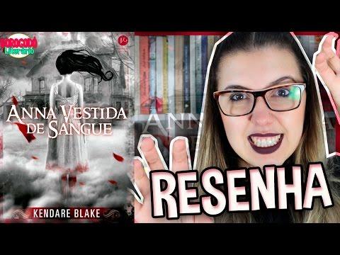 Anna Vestida de Sangue | Resenha | por Borogodó Literário