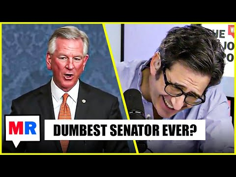 How Can A Senator Get THIS Stupid?