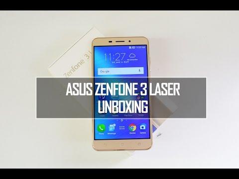 ASUS Zenfone 3 Laser (ZC551KL) Unboxing, Hands On & Camera Review | Techniqued