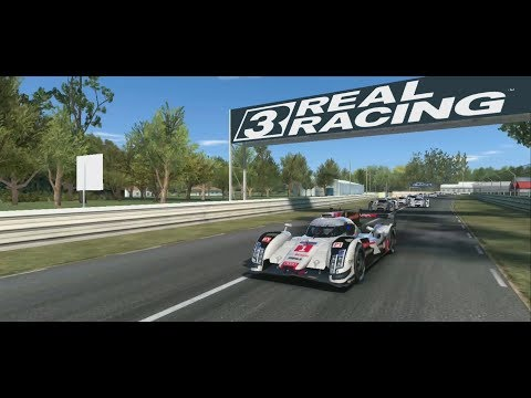 Real Racing 3 ~ Honička prototypů (Nečestně a nesportovně) ~ Česky ᴴᴰ
