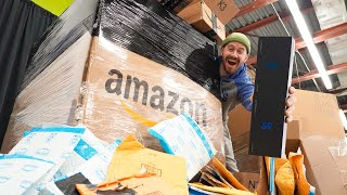 I Bought An Amazon RETURN PALLET and found this.. (SAMSUNG GALAXY & more)