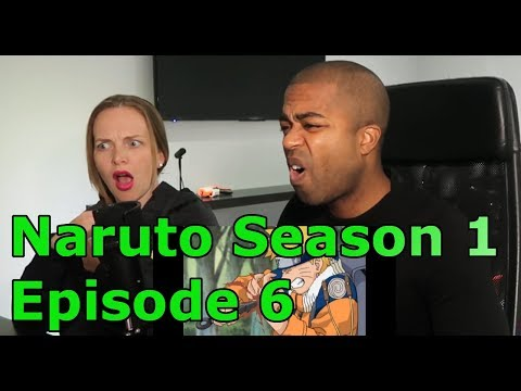 """Download Naruto Season 1 Episode 6 """"A Dangerous Mission! Journey To The Land Of Waves""""  (REVIEW 🔥) HD Mp4 3GP Video and MP3"""