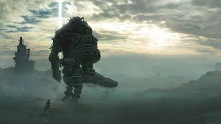 Shadow of the Colossus - Прохождение (PS4, Time Attack Mode) 2/2