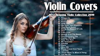 The Very Best of Romantic Violin Instrumental Music Playlist - Best Relaxing Violin Collection 2019