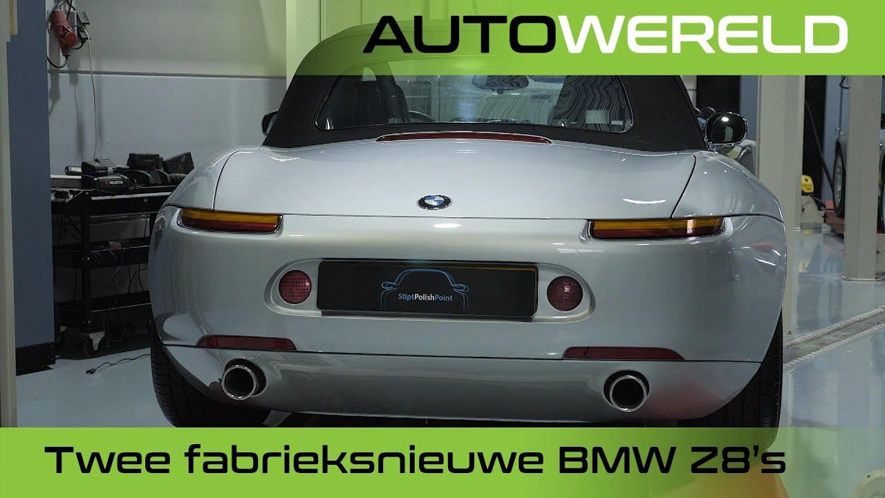 Hoe krijg je twee! BMW Z8's in fabrieksnieuwe staat?! Stipt Polish Point
