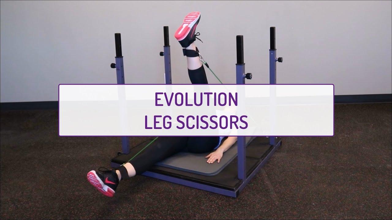 Evolution Leg Scissors