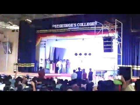 Neeraj Madhav Dance in a college day inauguration program