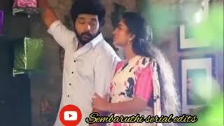 Sembaruthi serial whatsapp status / Aadhi, Parvathi whatsapp status