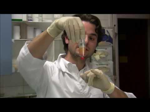 Hochdruckbehandlung mit zervikaler Osteochondrose