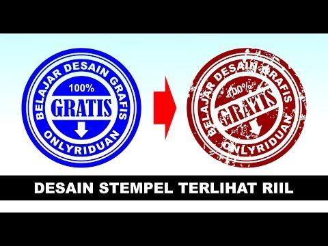 mp4 Desain Stempel, download Desain Stempel video klip Desain Stempel