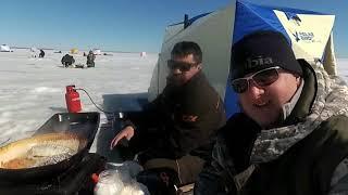 Чаны рыбалка по последнему льду