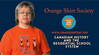 Canadian Residential School History