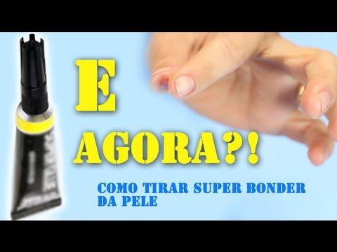Imagem ilustrativa do vídeo: Como tirar super bonder