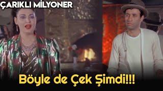 Çarıklı Milyoner -  Kemal Sunal'ın En Sinirli Sahnesi!