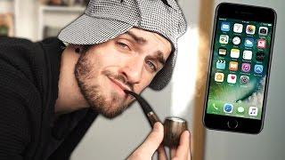 L'ENQUÊTE DU TÉLÉPHONE PERDU